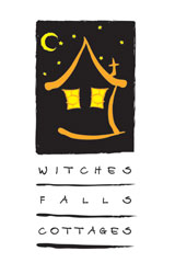 Witches Falls Cottages – Private Cottages for Couples