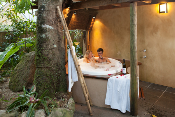 Comfortable double spa - pure luxury