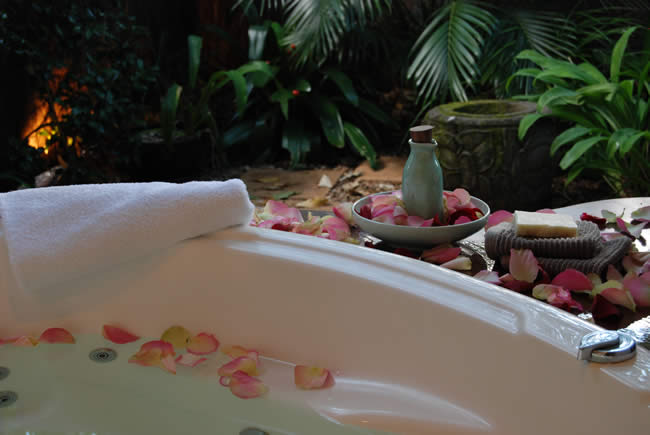 Milk & Honey Bath with Ripples handmade honey soap