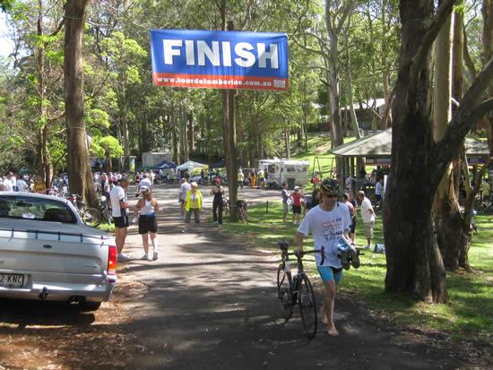 run, cycle or walk at the Tamborine Mountain Hinterland Sports Festival