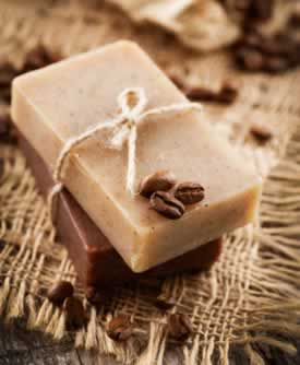 Ripple Chocolate Soap for Chocolate Massage