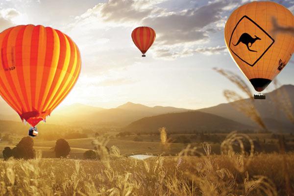 Hot Air Balloons Gold Coast Hinterland