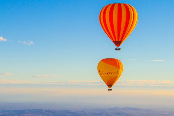 Hot Air Ballooning Package