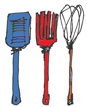 cooking-implements-tamborine-cooking-school