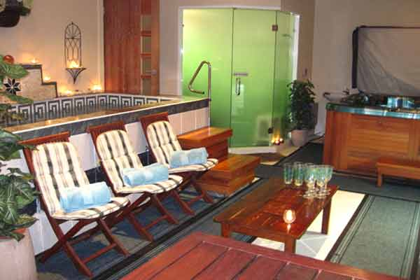Spa Room at Getaway Day Spa