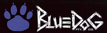 Logo Bluedog Photography