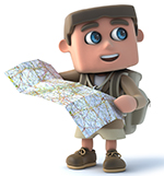 explorer-with-map-for-map-guides