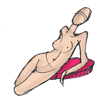 drawing-nude-woman