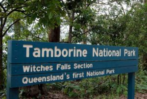 entrance-sign-witches-falls-section-tamborine-national-park