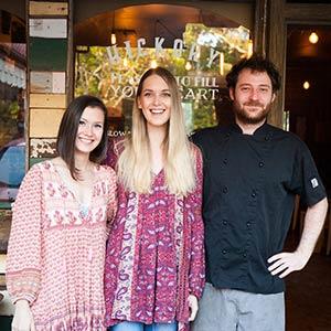 Hickory Restaurant Staff