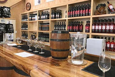 Wine Tasting on Mount Tamborine you are spoilt for choice