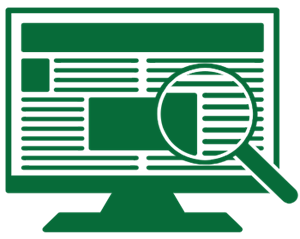 Green Icon Computer Research