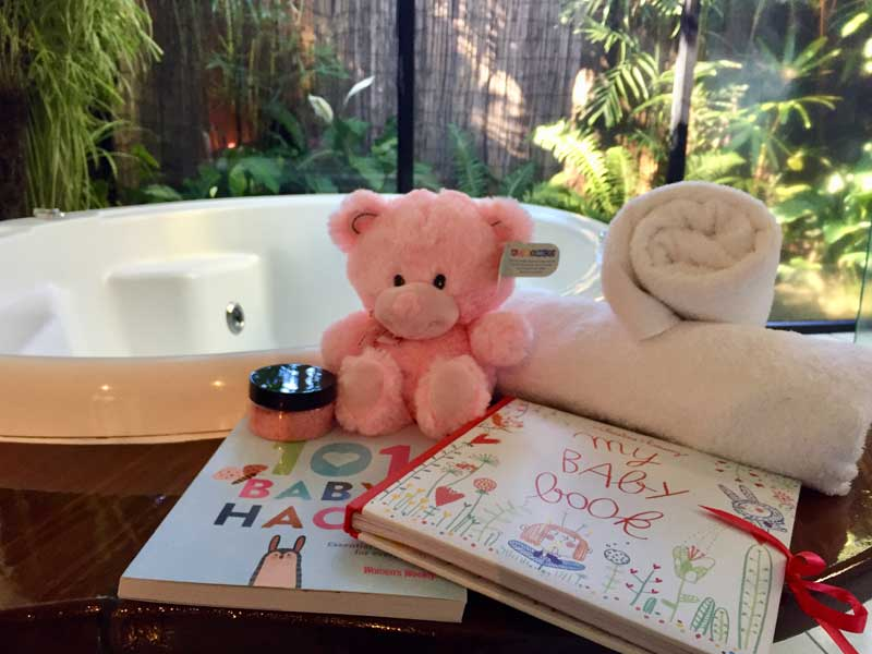 Babymoon Package at Witches Falls Cottages