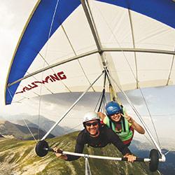Hang Gliding Tandem Ride